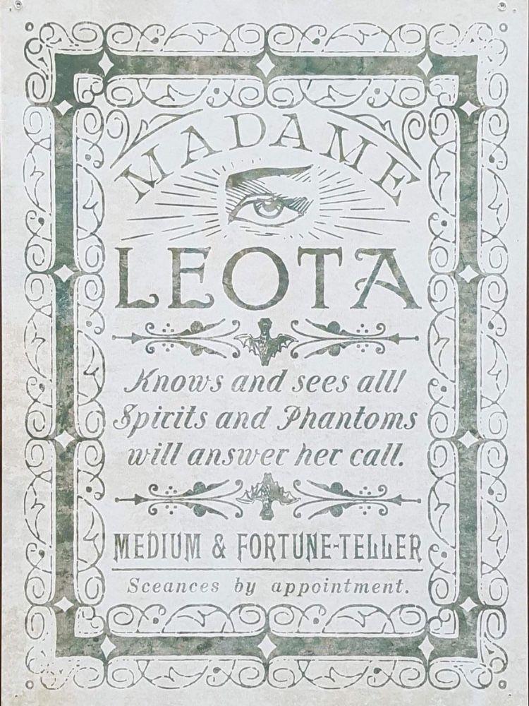 Madame Leota The Haunted Mansion Pinterest Haunted Mansion