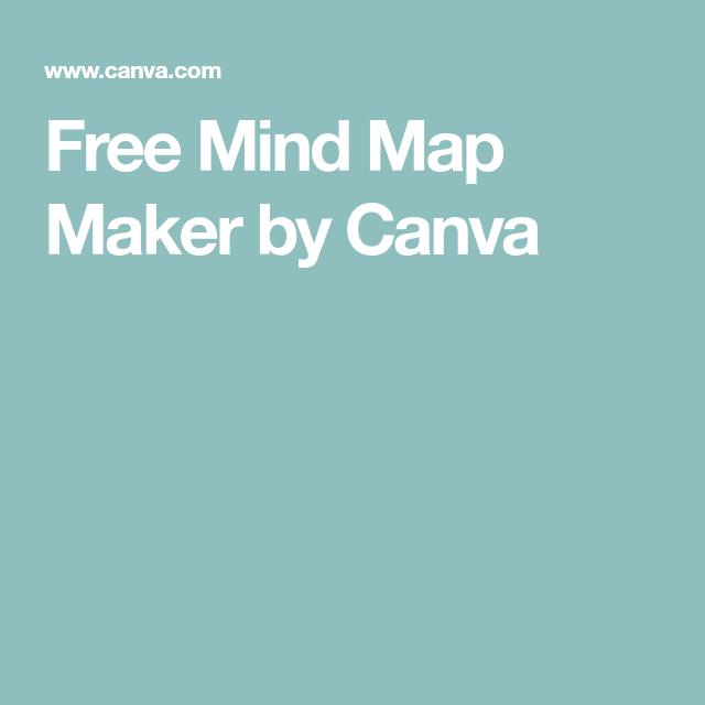 Free mind map maker by canva practical pinterest mind map free venn diagram maker by canva ccuart Images