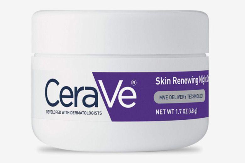 The Best Night Creams According To Dermatologists Best Night Cream Best Night Moisturizer Cerave Night Cream