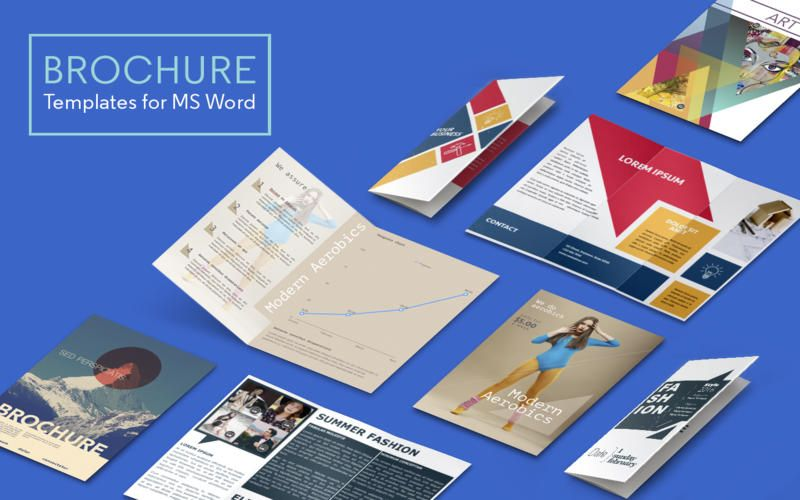 Brochure Templates for MS Word en Mac App Store http\/\/apple - brochures templates word