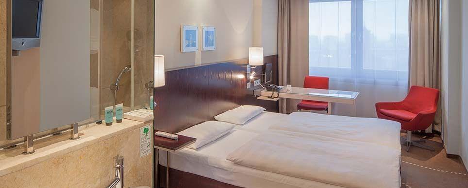 Panorama Room Park Inn by Radisson Berlin Alexanderplatz