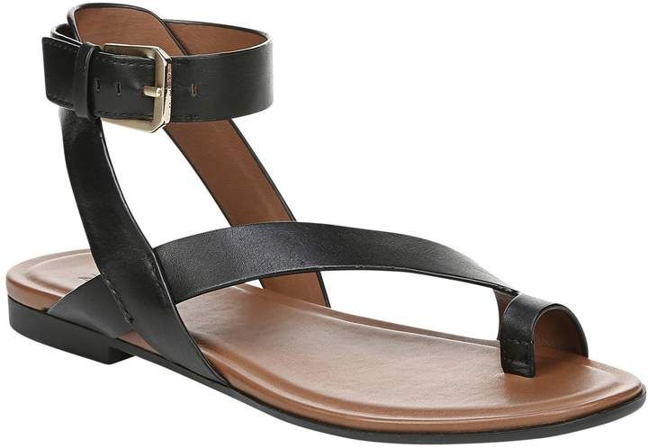 040be1b8cada Naturalizer Buckled Ankle Strap Leather Sandals- Tally in 2019 ...