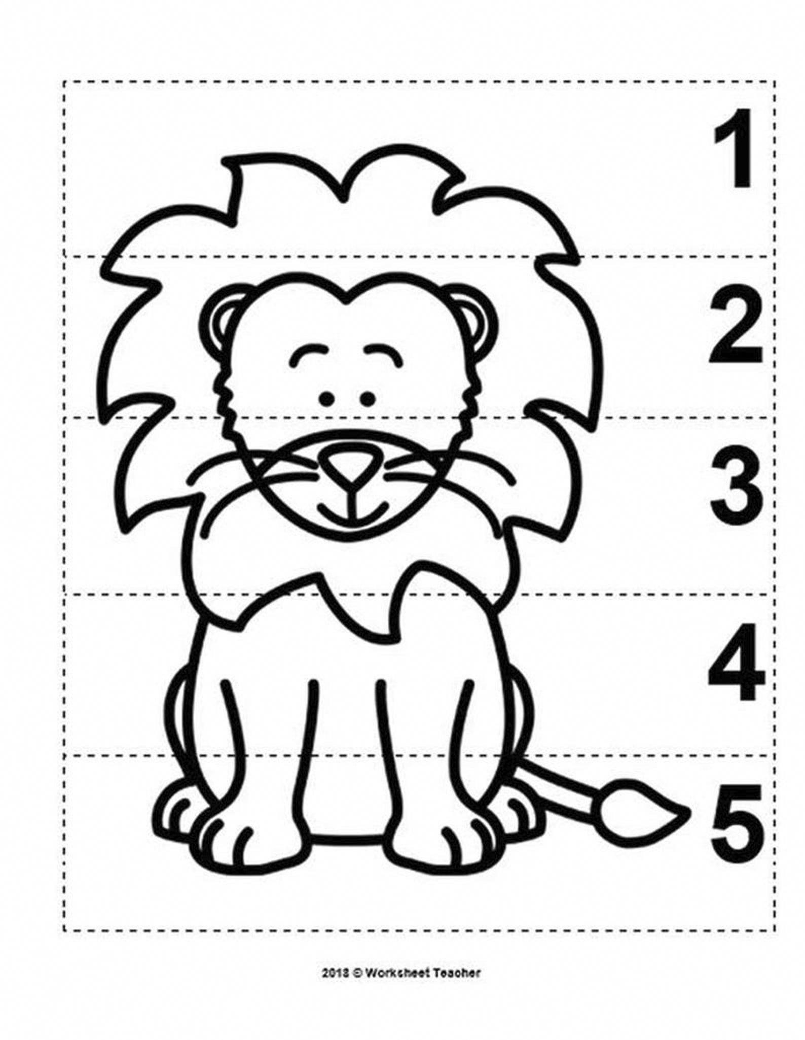Zoo Animals Preschool Curriculum Activities Preschool B