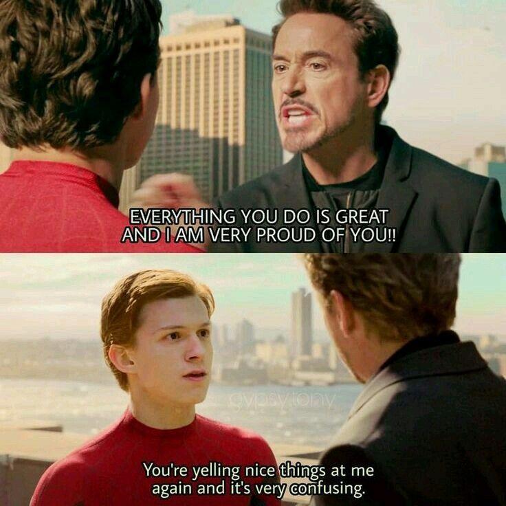 Peter Parker oneshots :) - Driving