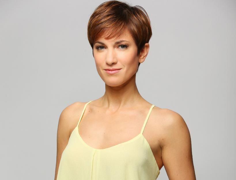 AWZSchock Isabell Horn steigt aus  TV  Kino  Hair