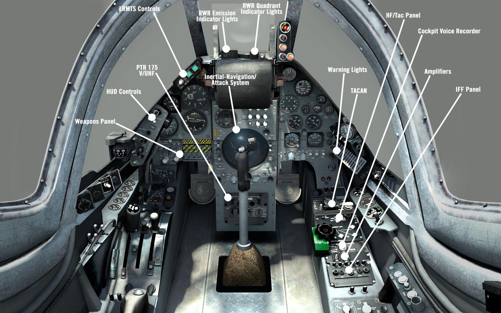 Thales single pilot cockpit