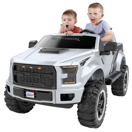 Toys Power Wheels Ford Trucks Ride On Toys