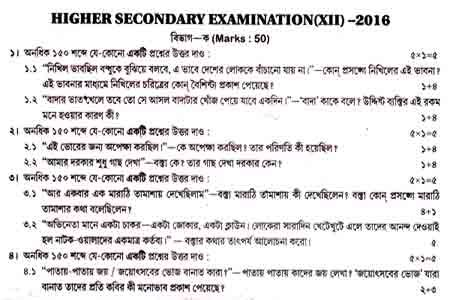 Pin by Suggestion Pedia on H S  Previous Year Question Paper