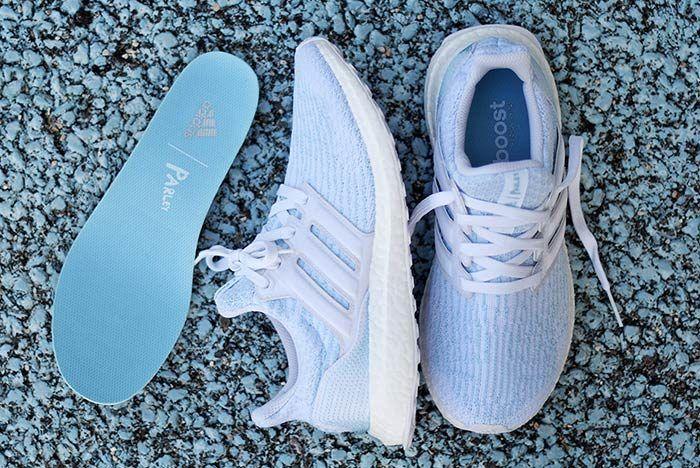 info for 453f8 c8571 Parley x adidas UltraBOOST 3.0 (Ice Blue) – Sneaker Freaker ...