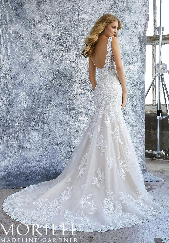 Morilee | Madeline Gardner, Kristina Style 8212 | Elegant Fit and ...