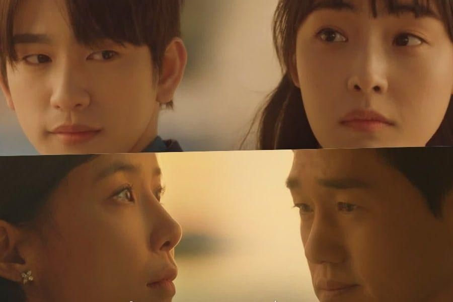 Watch: GOT7's Jinyoung, Jeon So Nee, Lee Bo Young, And Yoo Ji Tae Star In Romantic Teasers For Upcoming Drama