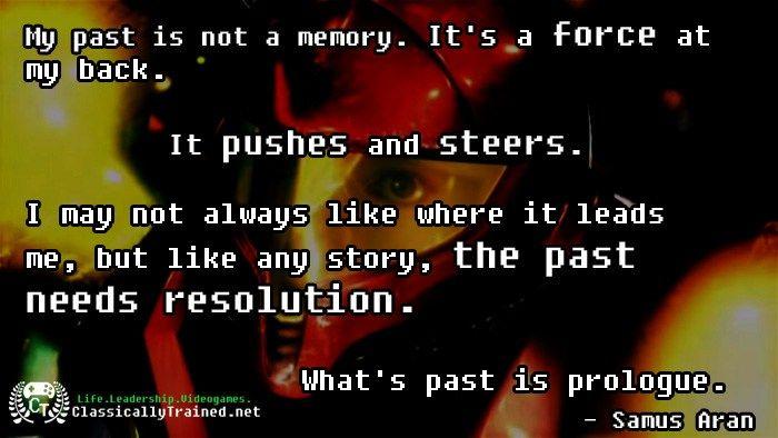 Video Game Quote Metroid Samus Aran Nintendo Motivational Video Game Quotes Game Quotes Metroid