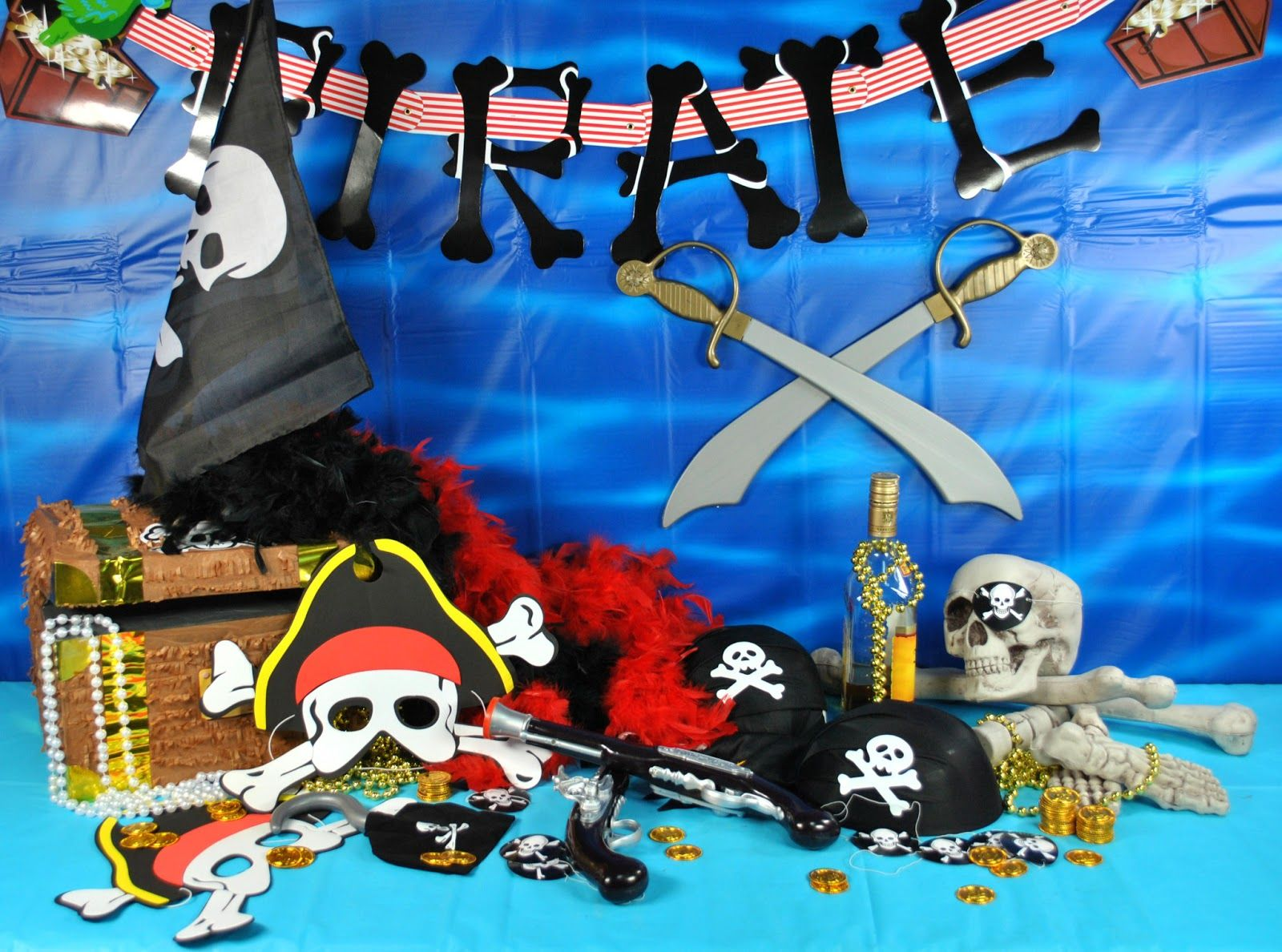 cheap and cool photocall fiesta pirata fotos divertidas para un
