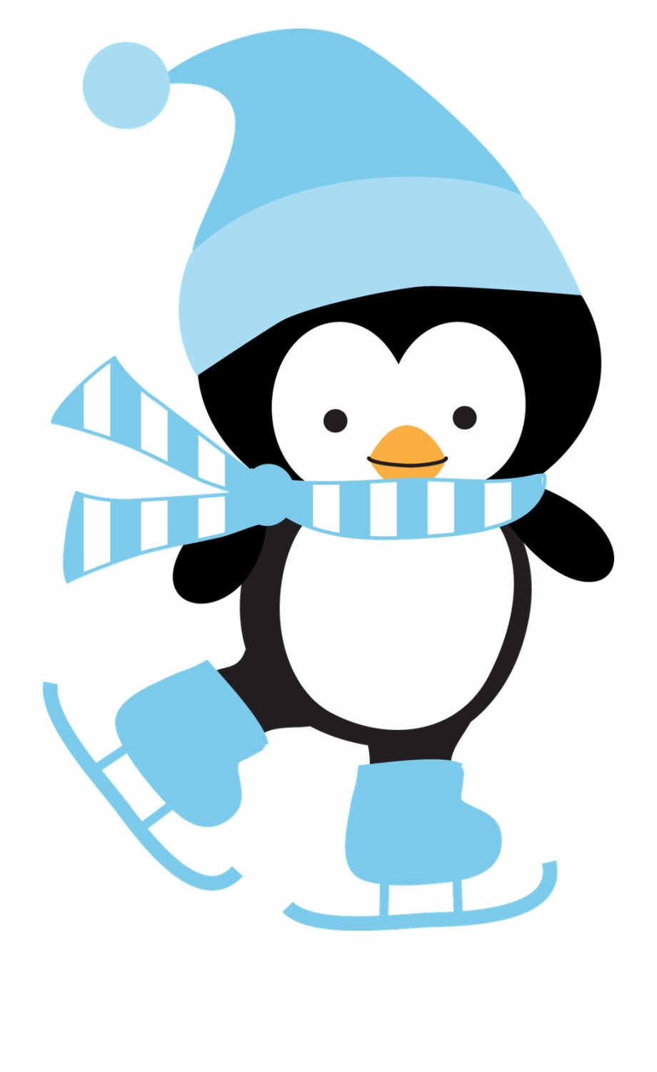 Winter Clipart Penguin Ice Skating Clipart Is A Free Transparent Png Image Search And Fi Fensterdeko Weihnachten Basteln Basteln Weihnachten Basteln Winter