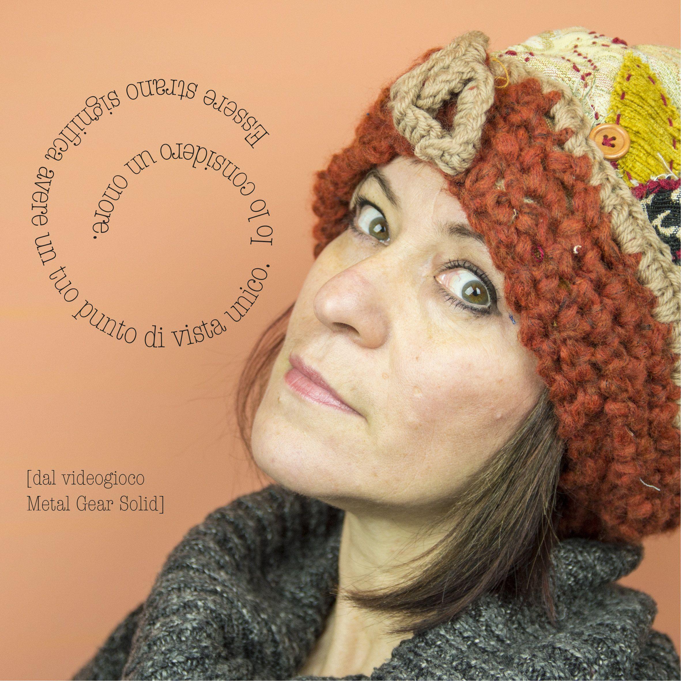 Cappello a cloche invernale in lana e tessuto | Etsy ...