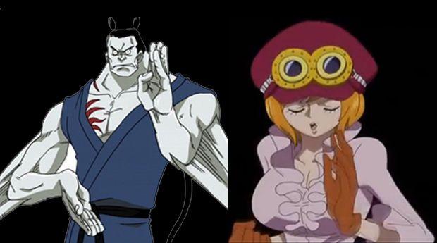 Pin de Detective Biggs em One Piece