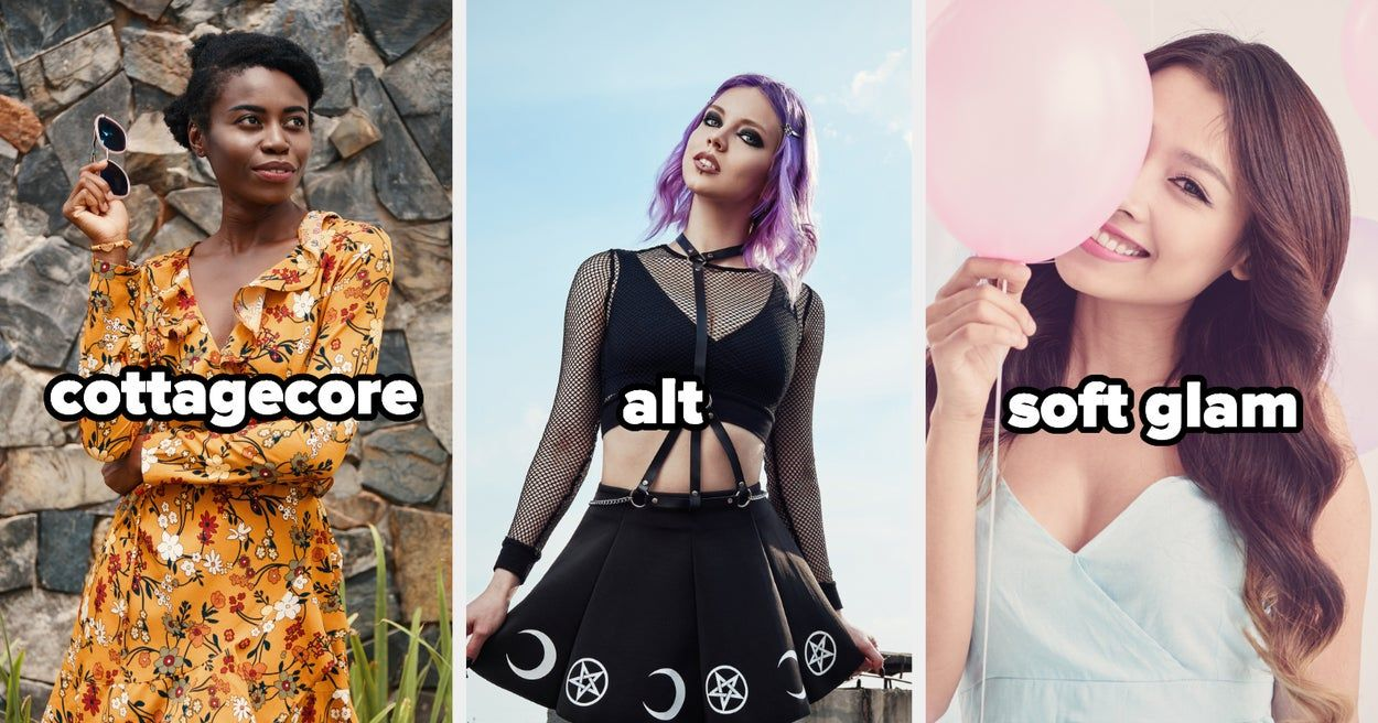 The Outfit You Build Will Reveal Your Tiktok Aesthetic Aesthetic Quiz Aesthetic Finding Yourself