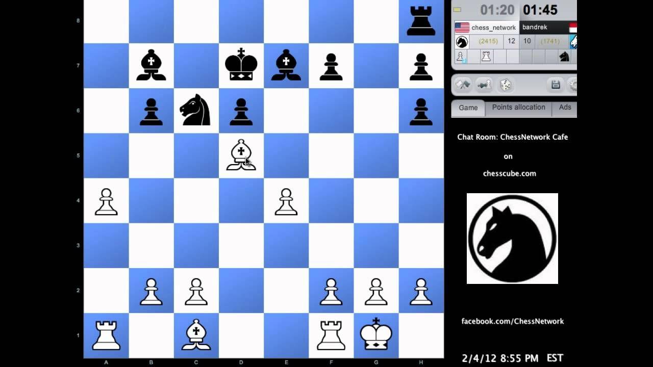 ChessCube Meltdown Warzone Chess Tournament [4]