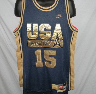 afd7f2bf Earvin Magic Johnson 1992 Olympic Dream Team USA Basketball Jersey Nike New  with Tags - Large