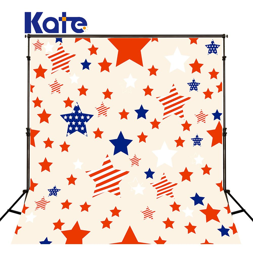 8x12 FT Vinyl Photography Background Backdrops,Flag of The Greatest Nation in The World Stars and Stripes Old Glory Background for Graduation Prom Dance Decor Photo Booth Studio Prop Banner