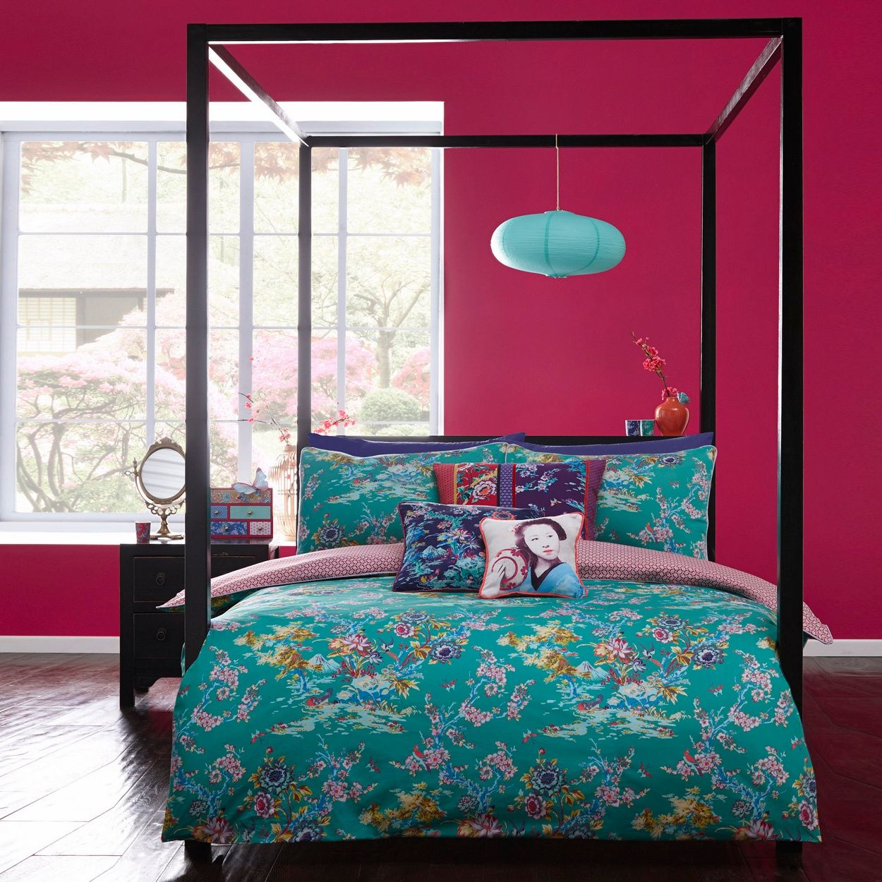 Butterfly Home by Matthew Williamson Designer green