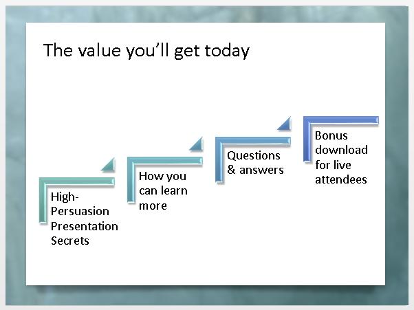 PowerpointTipsDeathToAgendaSlides  Slide Deck Templates