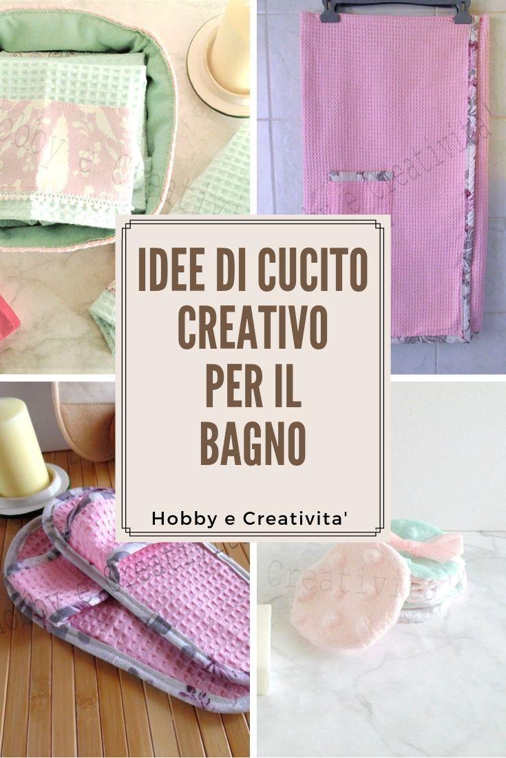 Cucito creativo per il bagno tutorial tutorial cucito progetti di cucito a mano e - Cucito creativo bagno ...
