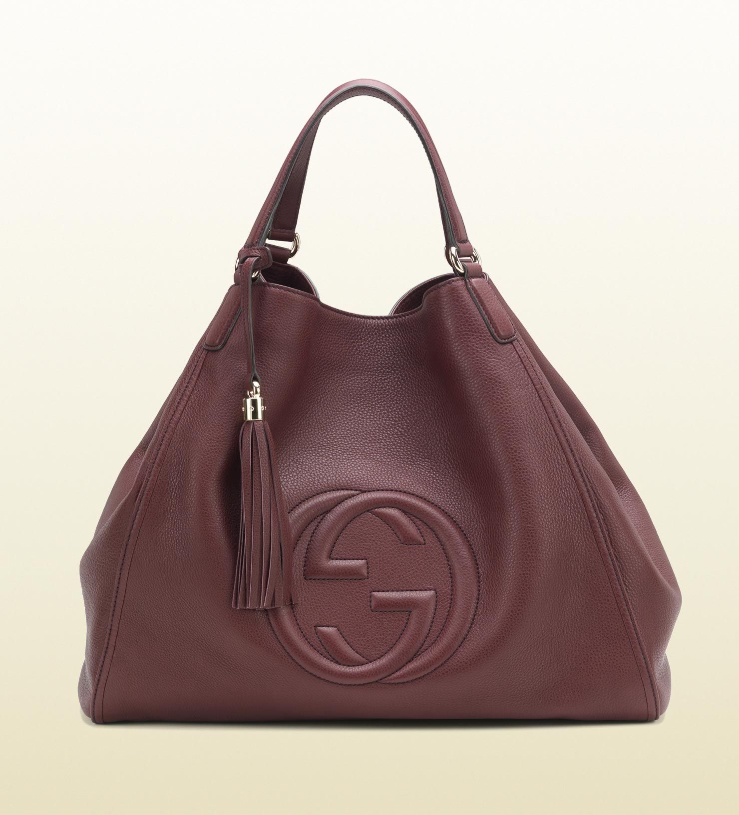 aa8edcbdfe7 Gucci Soho bordeaux leather shoulder bag!!!