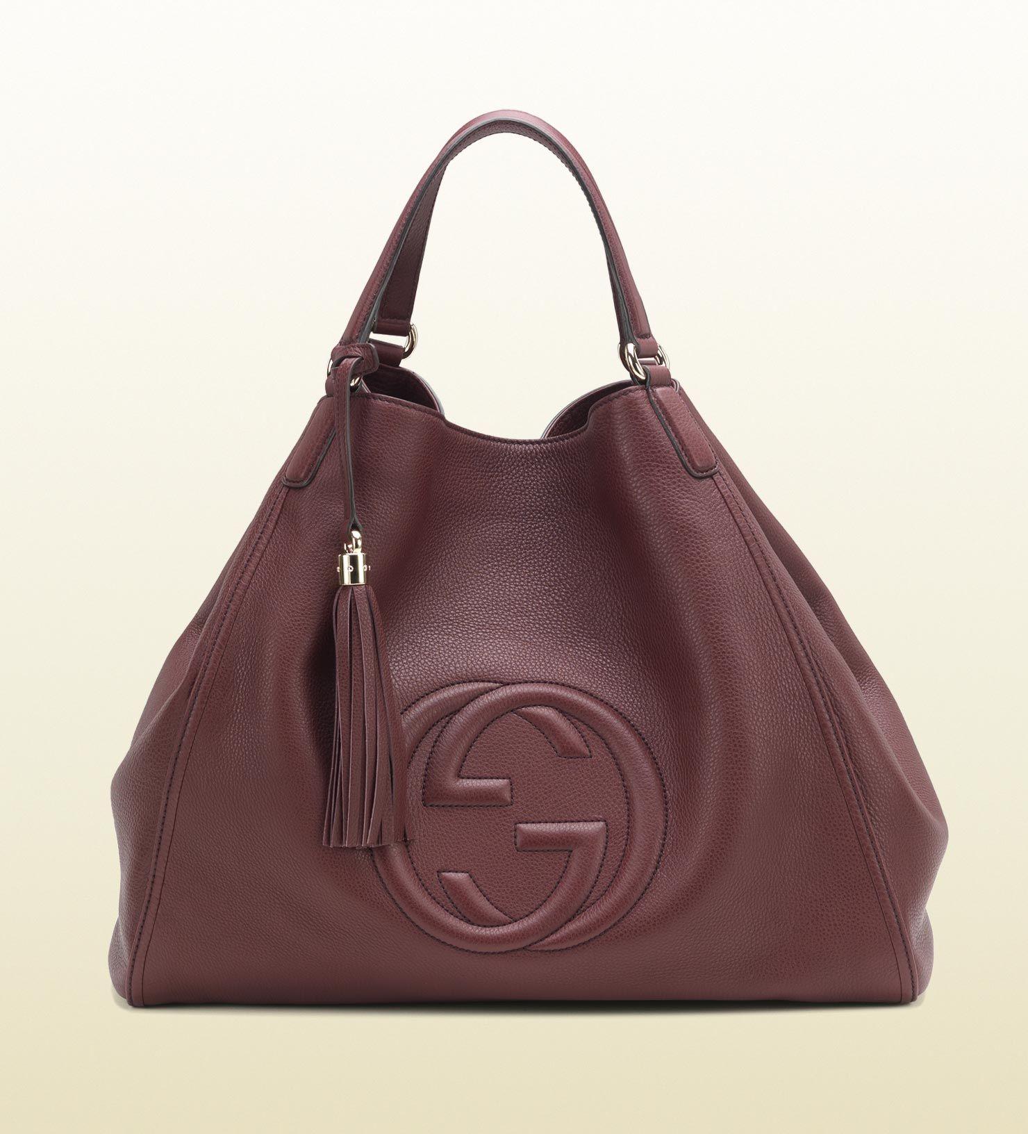 e9486c5ff2a Gucci Soho bordeaux leather shoulder bag!!!