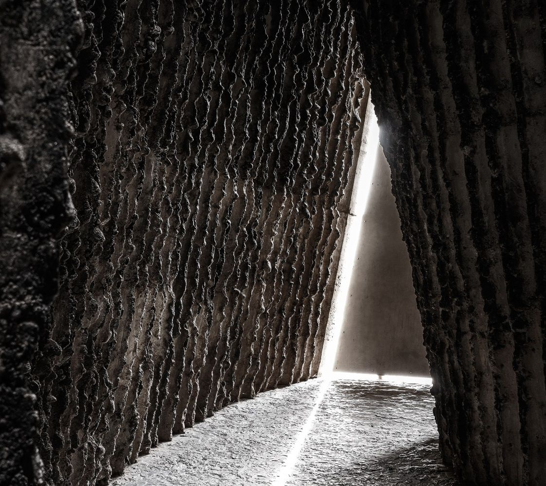 Gallery of Peter Zumthor's Bruder Klaus Field Chapel