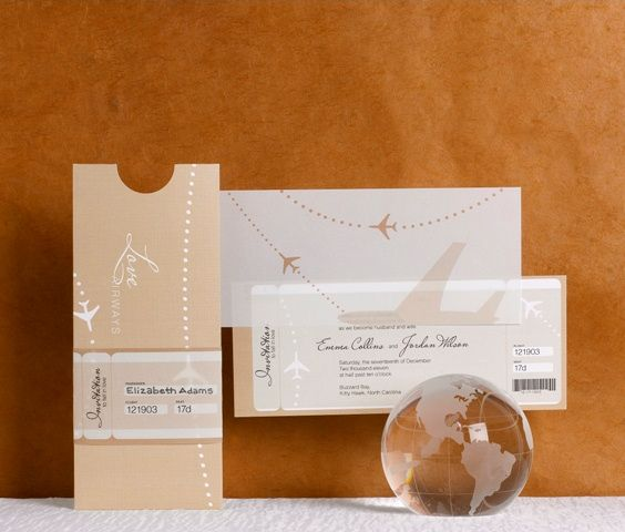 When To Send Out Wedding Invitations For Destination Wedding: Destination Invite. My Mom Wants Me To Have A Destination