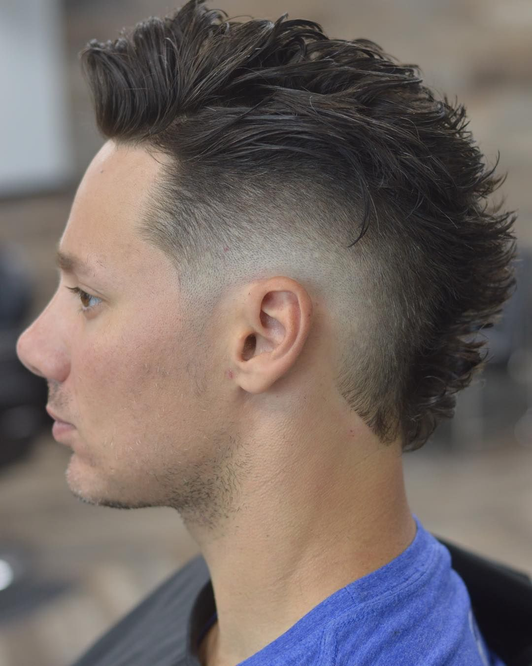 Haircut by mikescustomkuts iftoukkl menshair