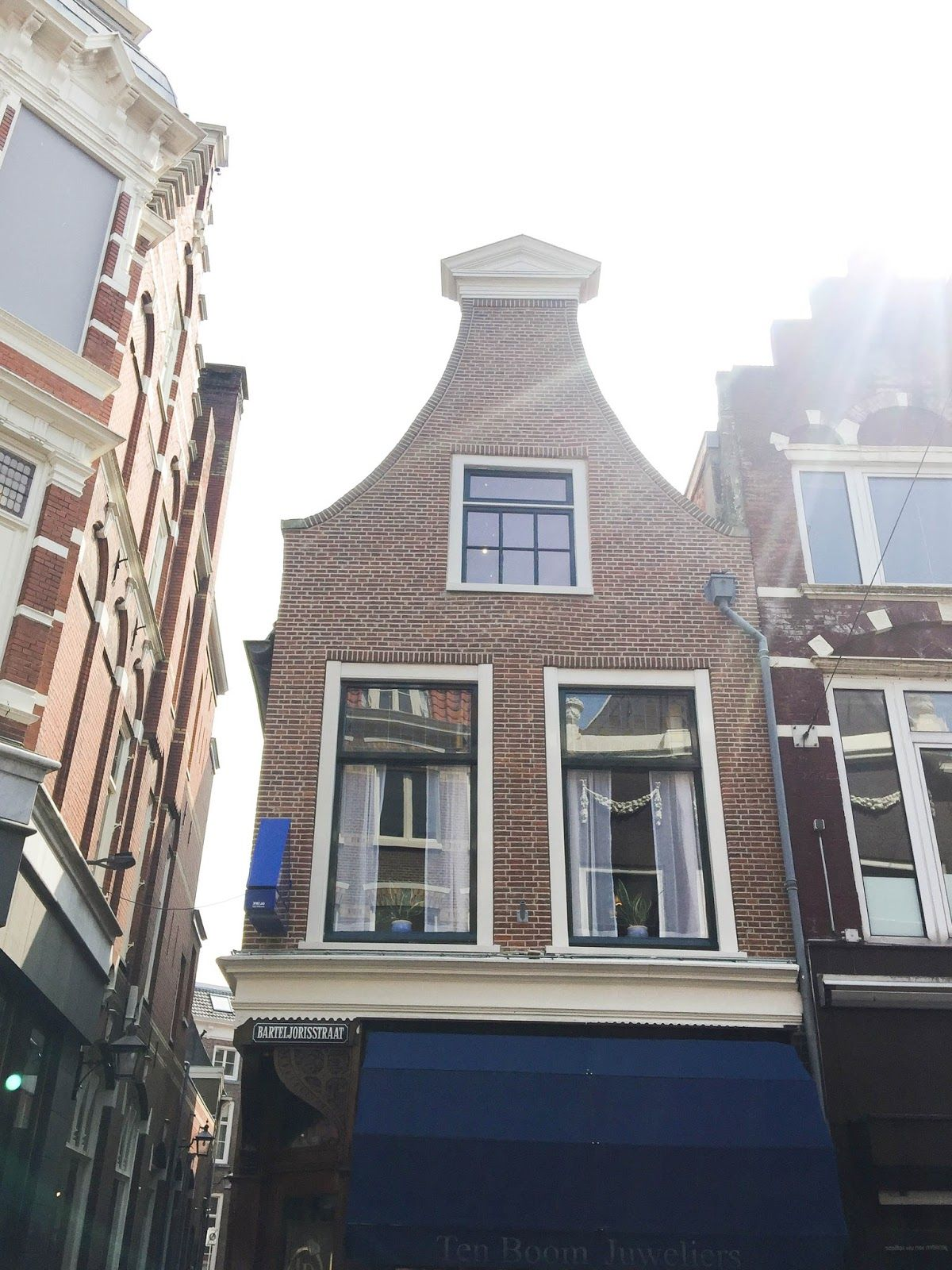 The Hiding Place Home Of Corrie Ten Boom In Haarlem