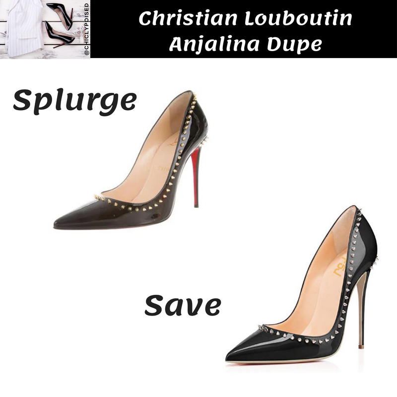 db29a8dbad7 10 Best Cheap Christian Louboutin Heels Dupes Too Good To Pass Up ...