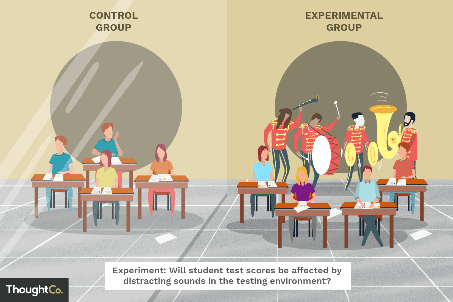 Control Vs Experimental Group How Do They Differ With