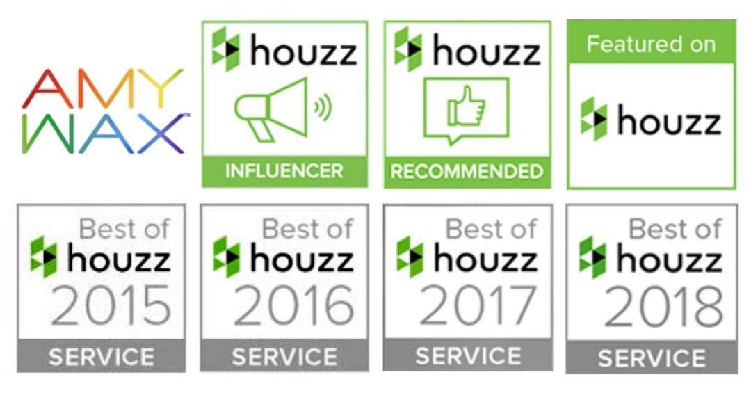 Thank you @Houzz for honoring me again this year, awarding me the Best of Houzz award for 2018. I truly appreciate your voting for me year after year, it is tremendously rewarding being recognized for a job I love so much!