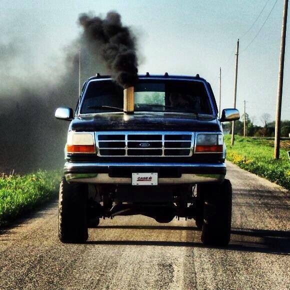 Fedex Pickup Fee >> Ford rollin coal | Lifted Trucks | Pinterest | Sexy and Ford