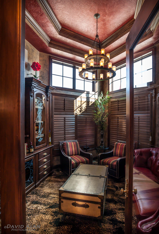 Cigar Room Built And Designed By Perrino Builders U0026 Remodeling.  440.919.1000 Www.