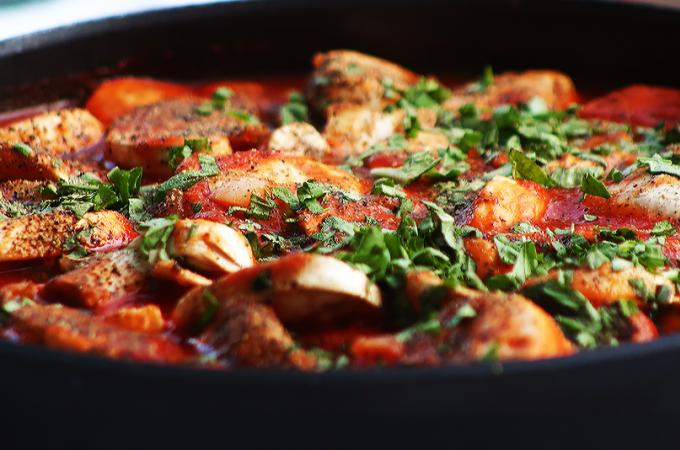 How to make Perfect Marinara Sauce
