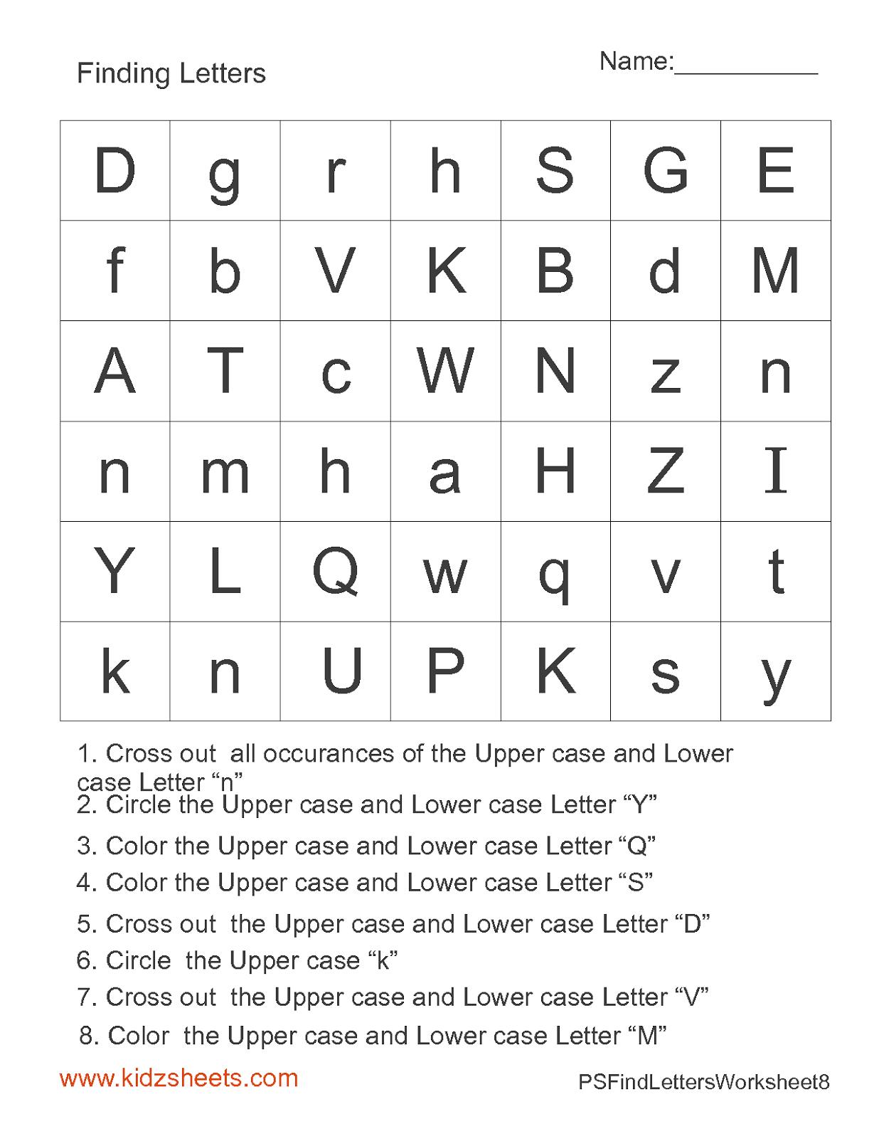 preschool worksheets - Google Search | For kids | Pinterest