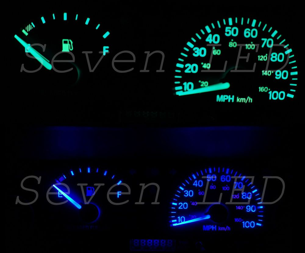 Details About Led Kit For Jeep Cherokee Xj 97 01 Dash Instrument