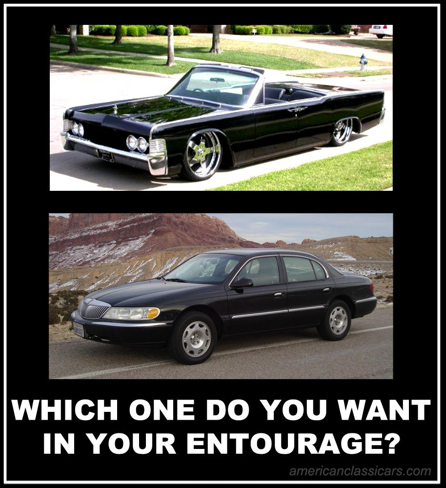 That S Pretty Obvious Cars Car Ads Pinterest Lincoln