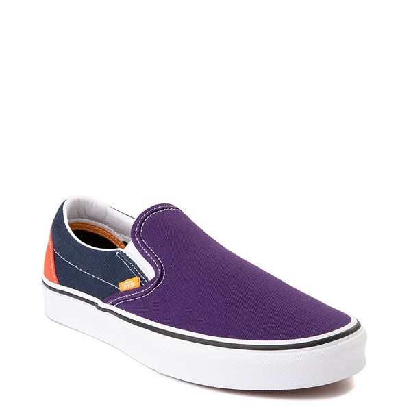 Vans Slip On Mix & Match Skate Shoe Multi