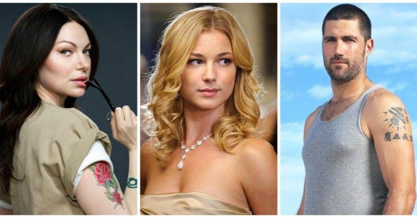 I 10 tatuaggi più famosi delle serie tv!
