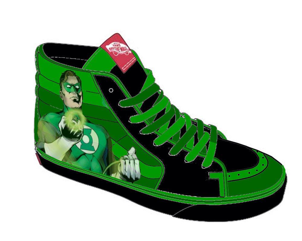 1a8baf1b9fea27 Shoe template Vans Custom