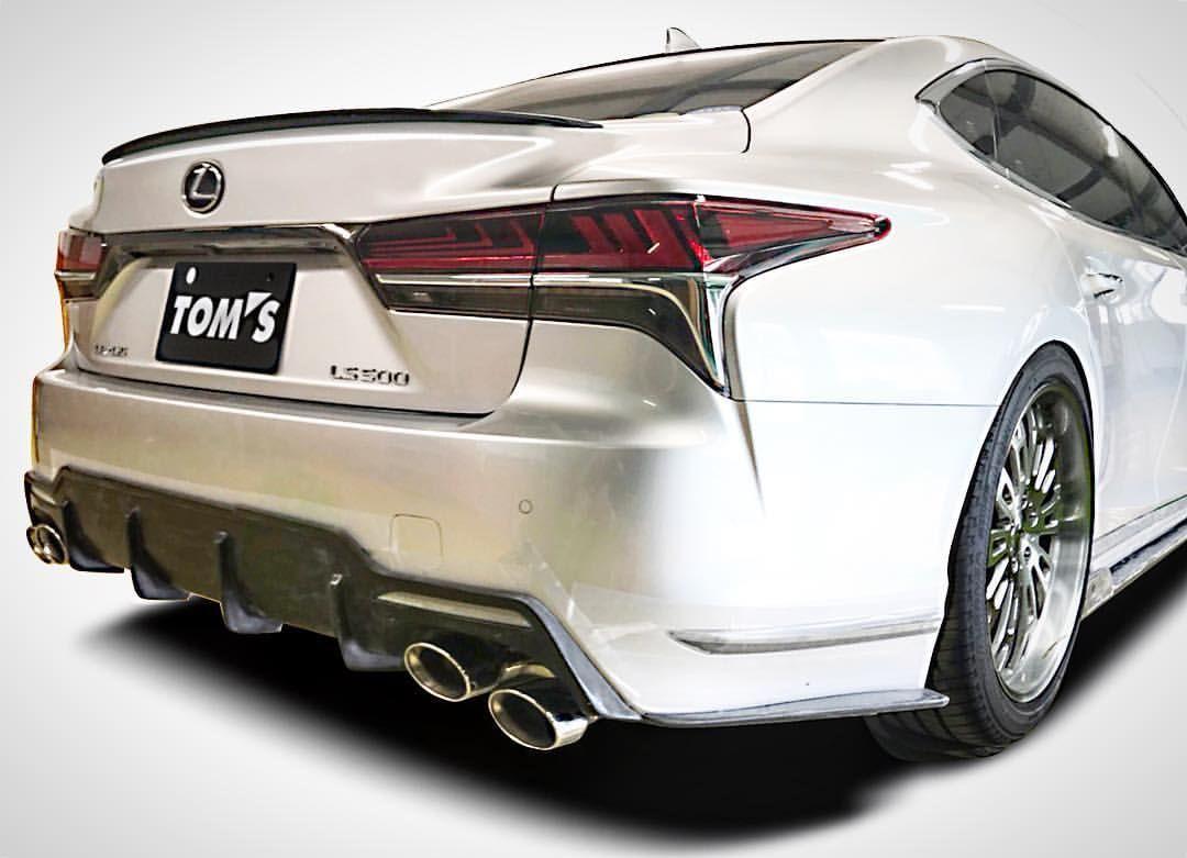 TOM'S RacingさんはInstagramを利用しています:「LEXUS LS500 TOM'S