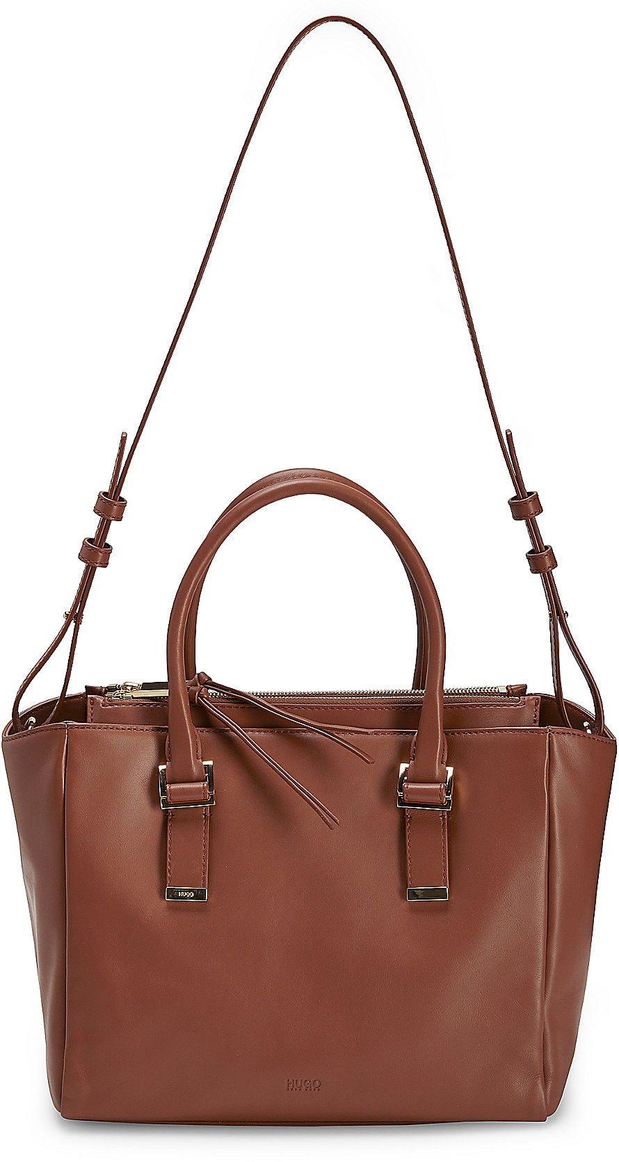 91e9dfeaf25d6 Tasche BREEZE von HUGO in braun mittel für Damen. Gr. 1 ...