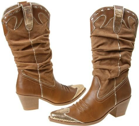 Cheap Womens Cowboy Boots - Cr Boot