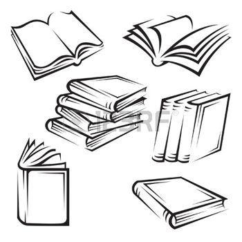Dessin Livre Livres Illustration Dessin Illustration Et