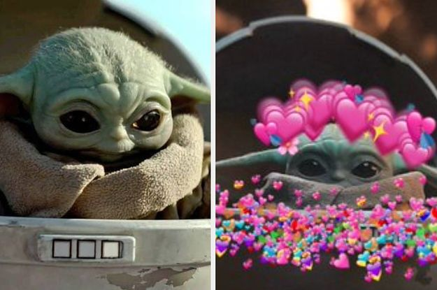 I Haven T Even Watched The Mandalorian But I Love Baby Yoda Star Wars Yoda Star Wars Baby Yoda